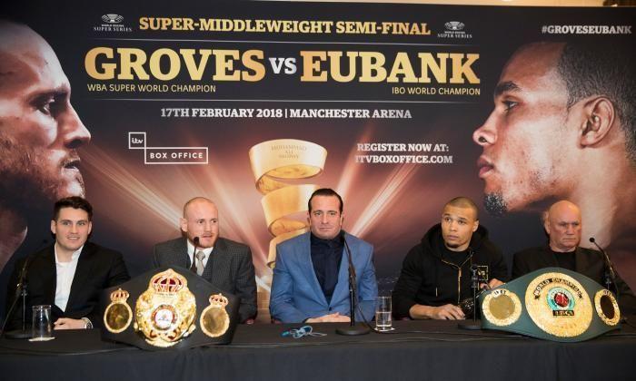 Boxing Odds: George Groves vs. Chris Eubank Jr.