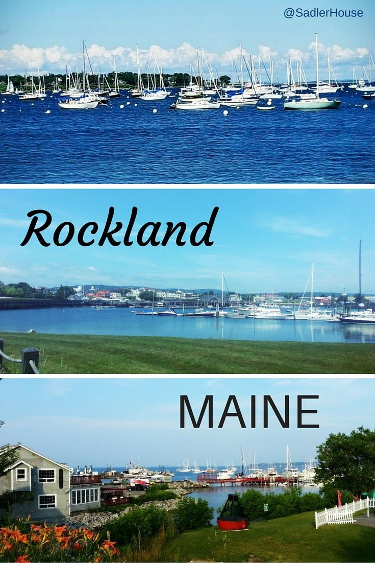 717 best maine images on pinterest bucket lists packing lists rockland maine is the perfect jumping off point for your vacation in the midcoast geenschuldenfo Choice Image