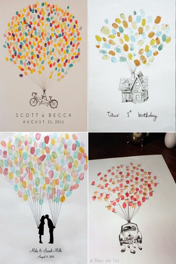 Désormais en tant qu'accroc aux blogs de mariage, vous avez sûrement vu à plusieurs reprises des arbres à empreintes, de formes, de tailles et de couleurs différentes. Cette idée vous plaît b…