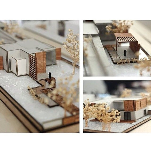 """""""Amazing model by @aripolog #archi_students #interiorarchitecture #architecture…"""