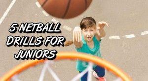 Netball Drills For Juniors