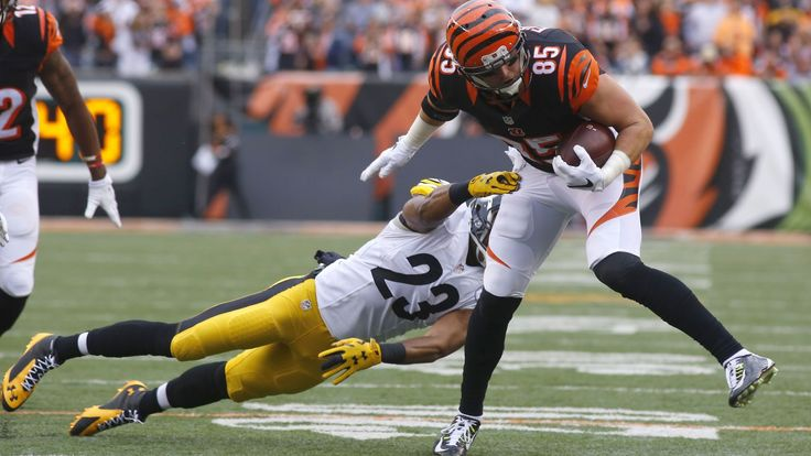 The news Bengals fans have been waiting for is here. Mike Mitchell will be fined for his hit on Tyler Eifert from the Bengals vs Steelers game. Mitchell did get flagged for unnecessary roughness on the play.  12/18/2015
