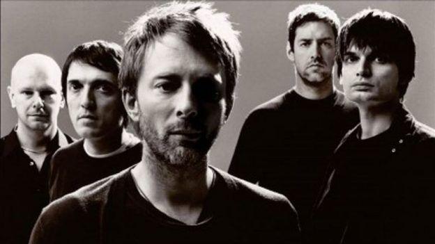 Radiohead estrena vídeo para The Numbers. - Telehit