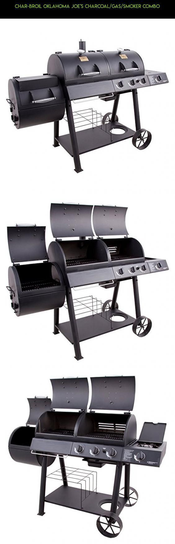 Char-Broil Oklahoma Joe's Charcoal/Gas/Smoker Combo #drone #racing #shopping #gadgets #gas #grills #combo #and #charcoal #parts #fpv #tech #technology #plans #camera #products #kit