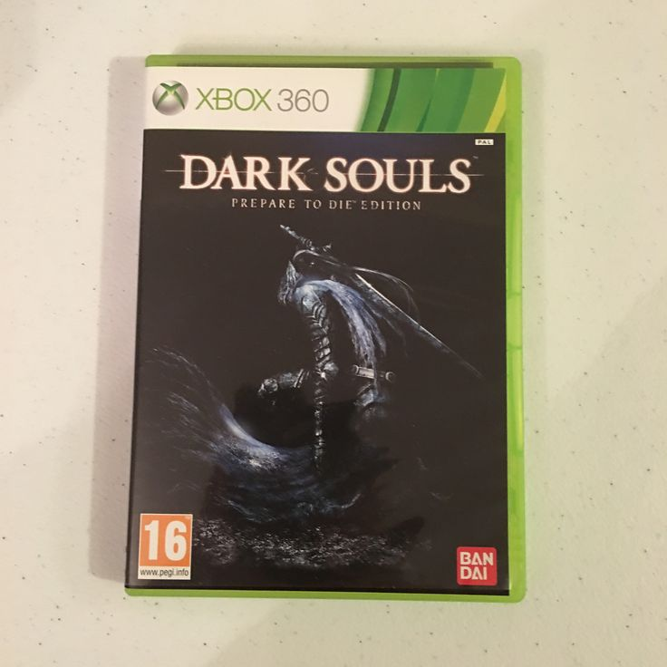 Dark Souls Prepare to Die Edition /X360 (PAL)
