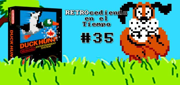 RETROcediendo en el tiempo #35: Duck Hunt (1984)