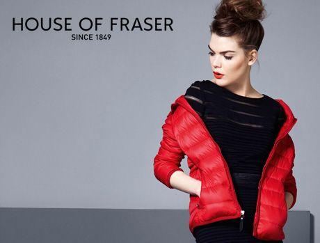 50% off at House of Fraser Sale