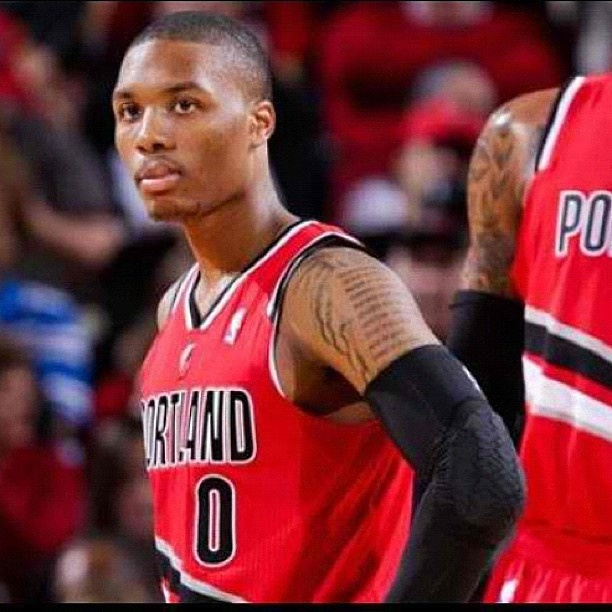 Portland Trail Blazers Iphone Wallpaper: 116 Best Images About Trail Blazers On Pinterest