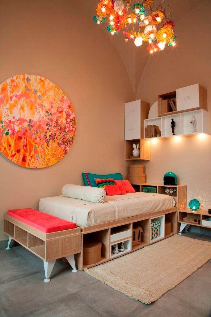 Las 25 mejores ideas sobre dormitorio para mujer joven en for Dormitorios para universitarios