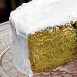 How to make Cuban Mango Cake (Cake de Mango) - Simple, Easy-to-Make Cuban, Spanish, and Latin American Recipes with Photos