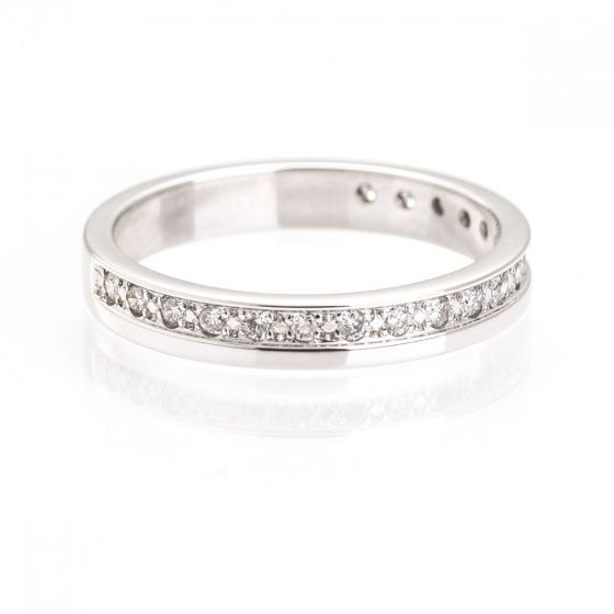 Elegant Diamond | Wedding Ring | Mitchel & Co