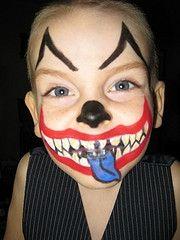 scary clown costume kids  sc 1 st  Pinterest & 10 best Halloween -boys images on Pinterest | Halloween ideas ...