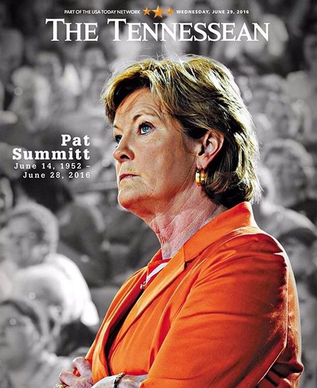 Pat Summitt (1954-2016)