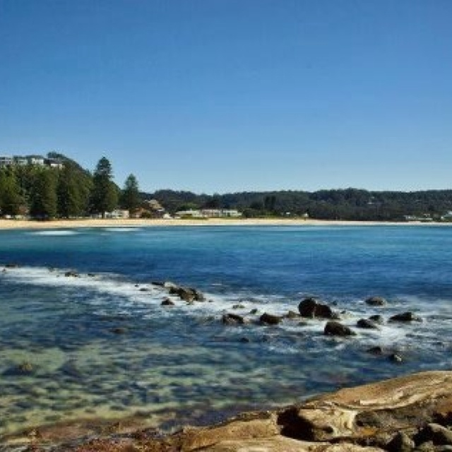 Avoca Beach. NSW Central Coast