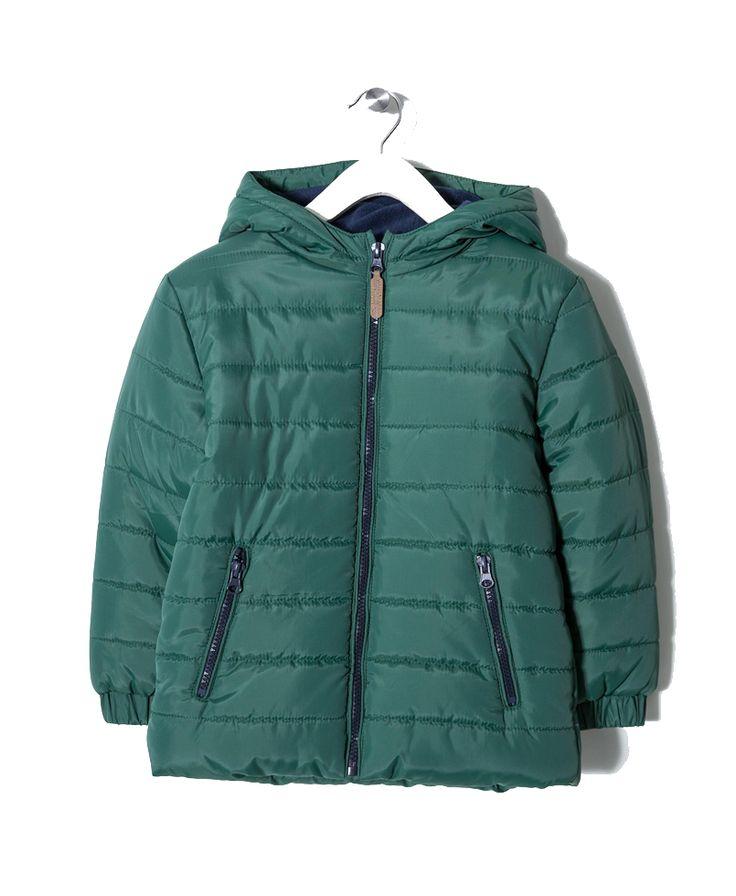 Μπουφάν Πράσινο Με Κουκούλα και Επένδυση Fleece  | Poulain.gr #μπουφάν #μπουφάν_πράσινο #πράσινο #παιδικά_μπουφάν #παιδικά_ρούχα #παιδικά_ρούχα_poulain #mpoufan #paidika_rouxa #kids #childrens_clothes #kids_fashion #fleece #green