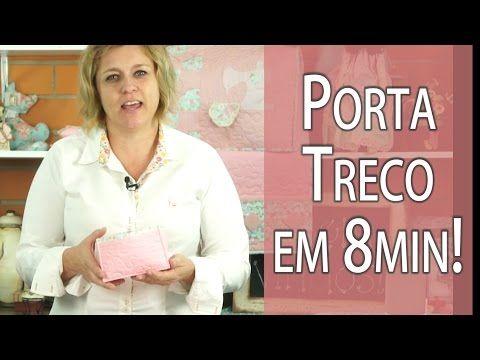 http://adrianaschutz.com.br ◄ receba sempre os meus vídeos/aulas gratuitos. Nesse vídeo eu mostro para você como costurar um Porta…