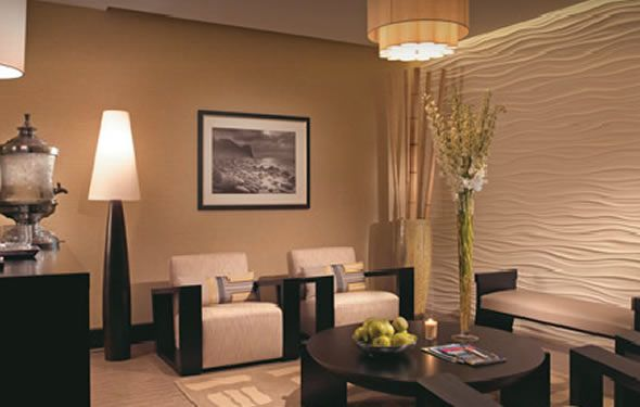 spa rooms spas and waiting area on pinterest. Black Bedroom Furniture Sets. Home Design Ideas