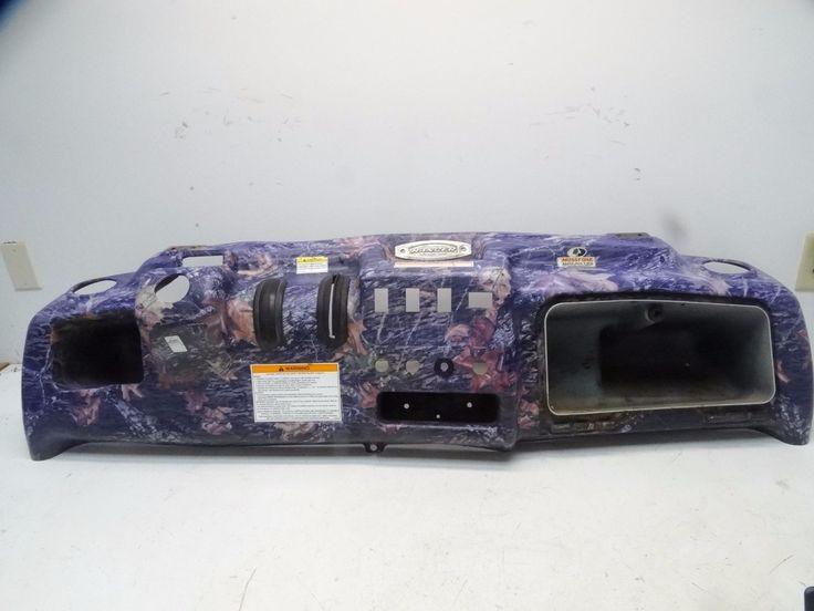 2006 Polaris Ranger 700 4x4 XP Dash Cover Plastic