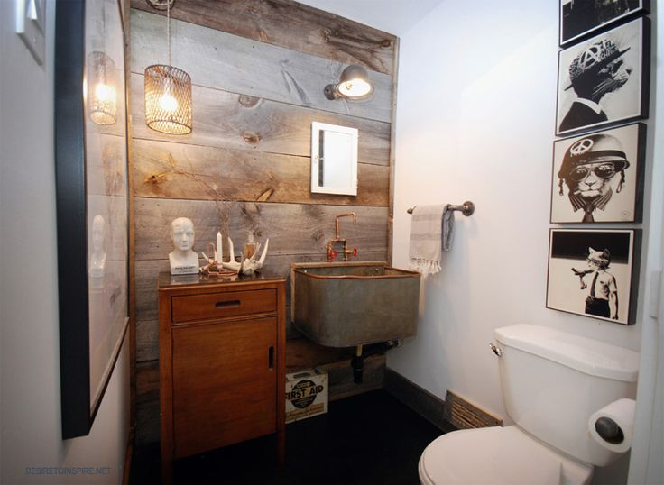 Guest Bathroom Ideas With Pleasant Atmosphere: Our Future Home's Style