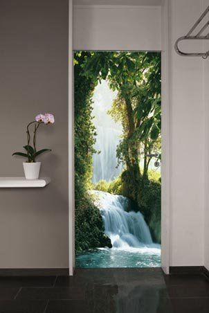 1000 ideas about door murals on pinterest door stickers