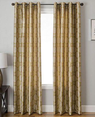 Softline Window Treatments Element Circle 55 Quot X 108