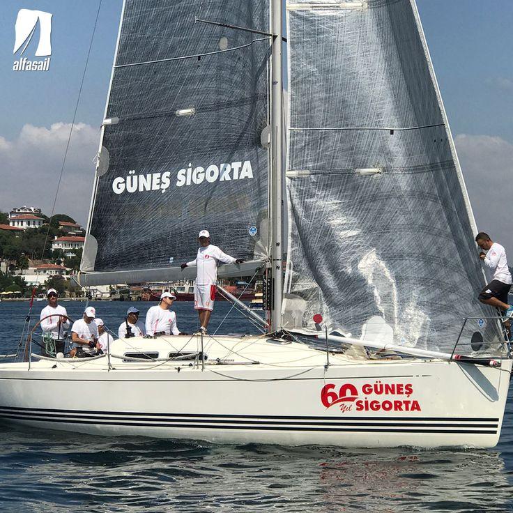 Tayk Burgan Leasing İstanbul Cup yat yarışı