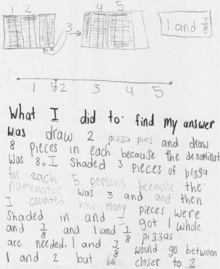 26 best 4th Grade Math Journal Tasks images on Pinterest