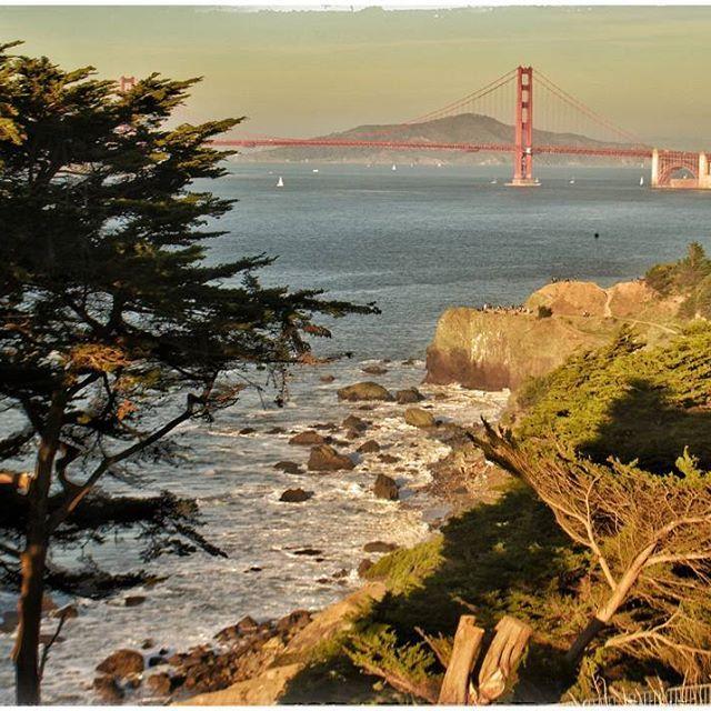 The landmark of San Francisco