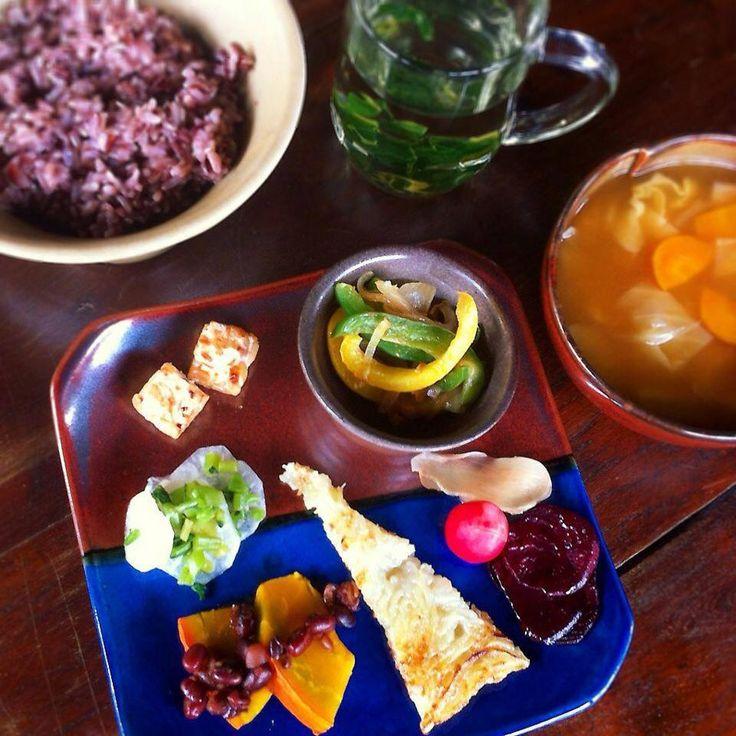 Amrita Garden, raw and vegan restaurant in Chiang Mai, Thailand.