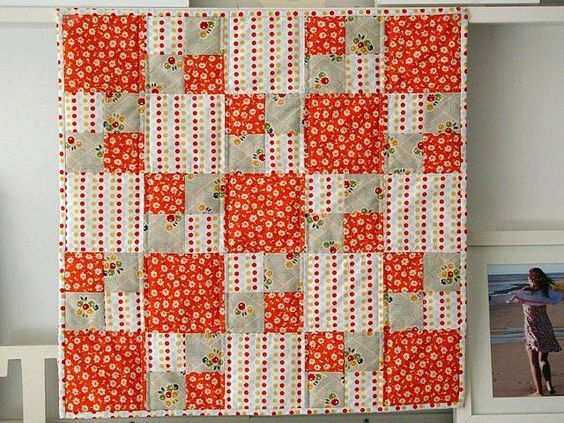 Hgtvs Simply Quilts Patterns Simply Quilts Patterns Love This Patternwould Love To Do This In Red White And Blue Then Blue Gray And Yellow Then Green And Purpleill Be Making Quilts Til Im