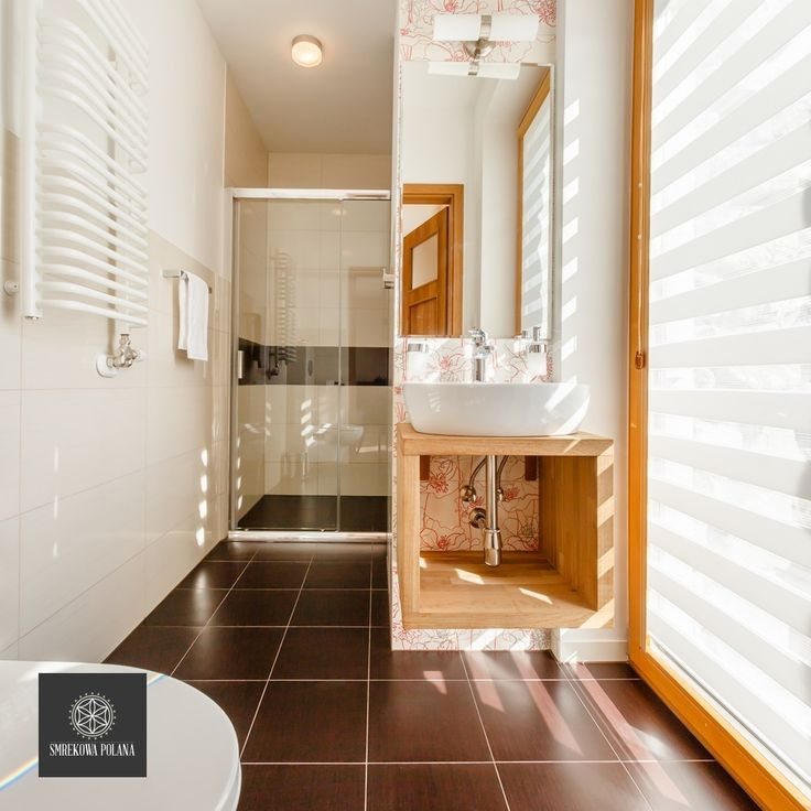 Apartament Góralski - zapraszamy! #poland #polska #malopolska #zakopane #resort #apartamenty #apartamentos #noclegi #bathroom #łazienka