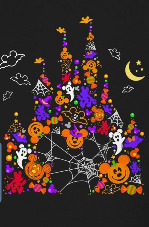 Pin By Tsunaruto95 On Walt Disney Mickey Halloween Halloween Wallpaper Halloween Wallpaper Iphone