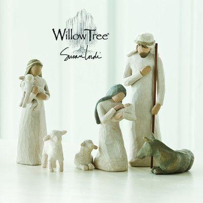 Willow Tree® Nativity 6-Piece Figurine Set