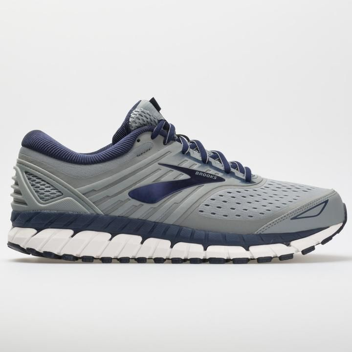 c7007e14d71 Brooks Beast 2018 Men s Grey Navy White
