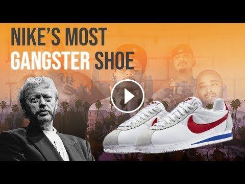 bcb62bced072d3 Nike Cortez  The Forgotten History of Nike s Most INFAMOUS Shoe  nike cortez History of Nike Cortez Nike History Nike Cortez History …