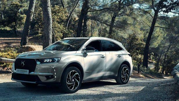 Plug In Hybrid Ds 7 Crossback E Tense 4x4 Unveiled Citroen Ds Citroen Car Ds Automobiles