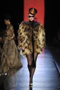 ゴルチエパリはゴージャスな女豹ルック【13-14AWオートクチュール】 15枚目の写真・画像 | ファッショントレンドニュース|FASHION HEADLINE