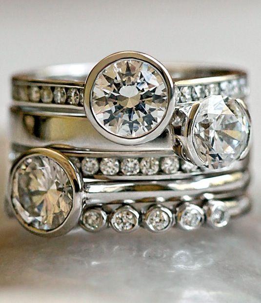 .I do love diamonds