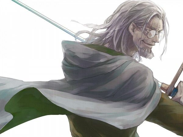 Anime, Fanart, ONE PIECE, Pixiv, Silvers Rayleigh