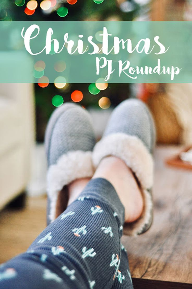 The Best Christmas Jammies of 2017