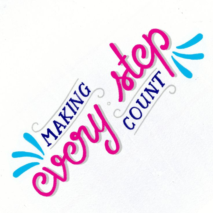 Making every step count - Cancer fundraising page