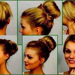 Half Up Hairstyle Tutorials for Short Hair, Hacks, Tutorials – #Hacks #hair #hair …
