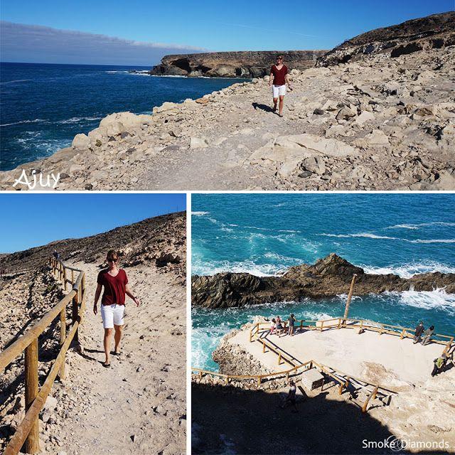 Zeit für Urlaub: Ausflugsziele und Tipps für Fuerteventura... ~ Smoke and Diamonds