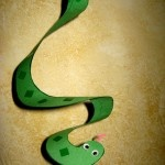 """St. Patrick's Day Silly Snake Craft""""  Helene     1 March 2011 at 10:09 pm     Permalink"""