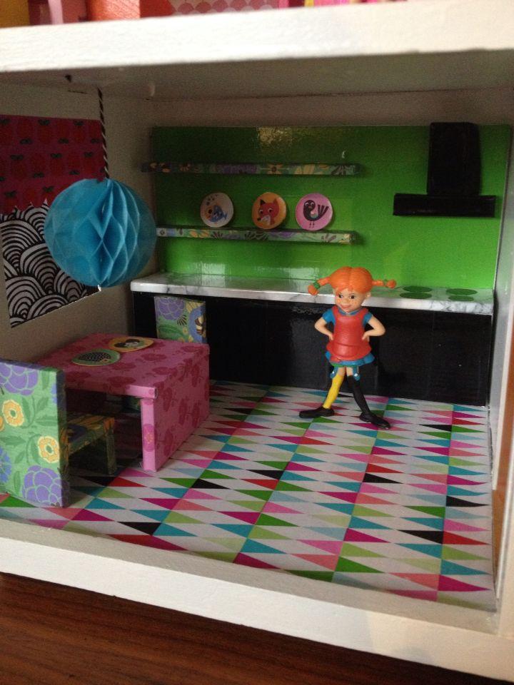 Kitchen, Pippi