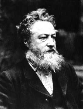 William Morris. The Link contains works by Morris on the topics of art, architecture, mice evil esthetics, guild socialism, and religion.  http://www.marxists.org/archive/morris/works/index.htm
