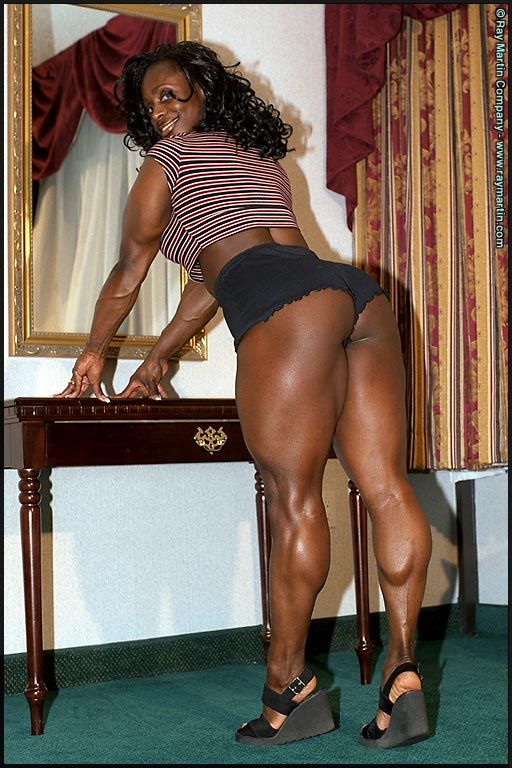 Pin By Gil Zem On Fit Black Women  Fit Black Women -6852