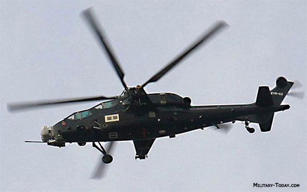 Z-10 Attack Helicopter | Military-Today.com
