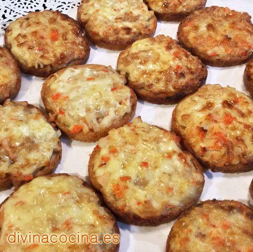Canapés suflé » Divina CocinaRecetas fáciles, cocina andaluza y del mundo. » Divina Cocina