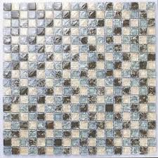 white,blue and brown small glass tiles - Google Search